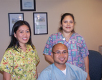 Staff at Kirkman Family Medical Center